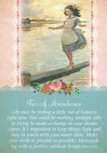 2 of Abundance